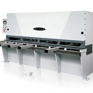 Škarje primerne za rezanje/sekanje formatne pločevine