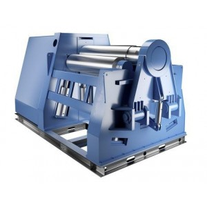 4-valjčni stroj za zvijanje pločevine
