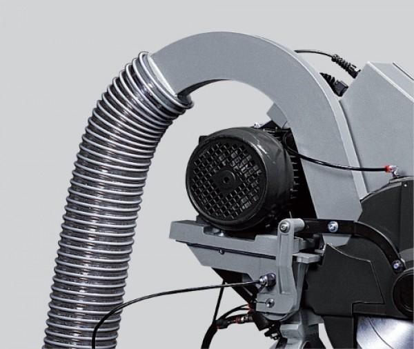 Polavtomatska, elektropnevmatska žaga COBRA 352 SX EVO